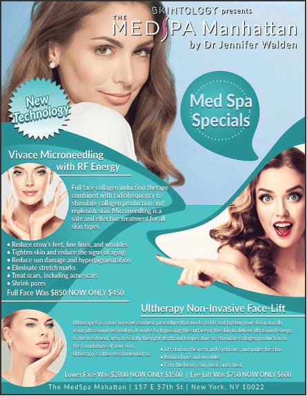 Skintology Med Spa Special 1