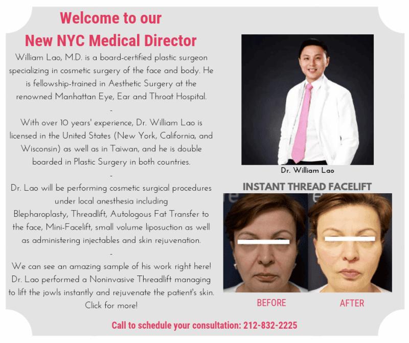 Medical Director Dr. Lao