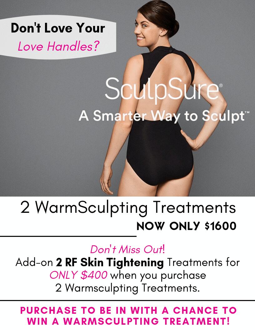 SculpSure Special Promo