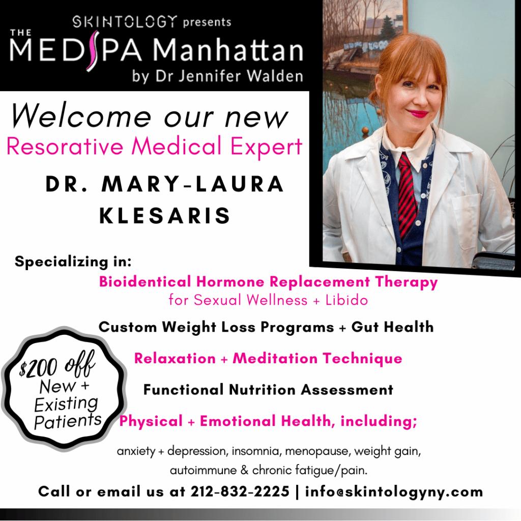 Mary-Laura Klesaris, MD