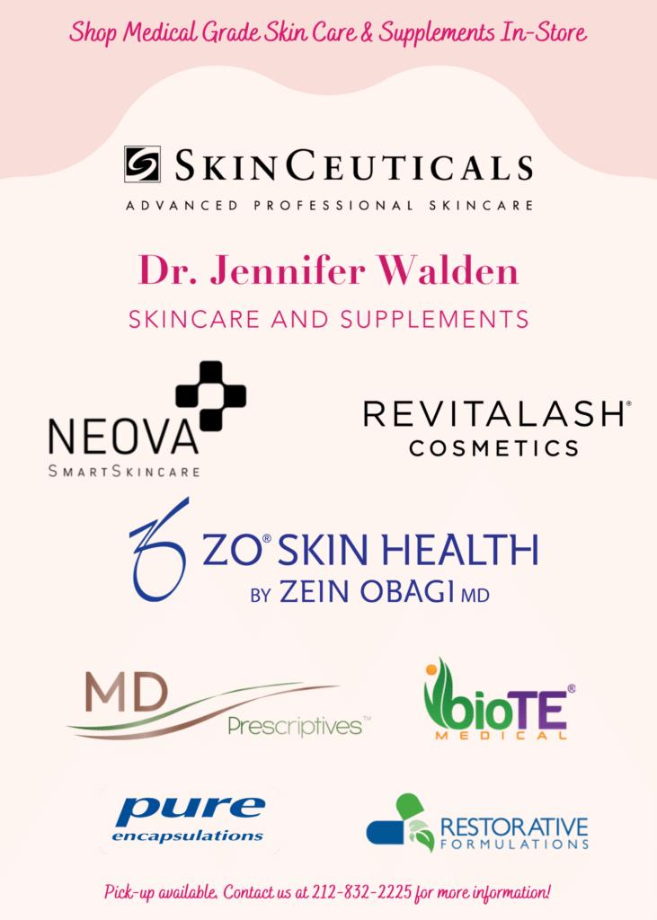 shop medical grade skin care in store2